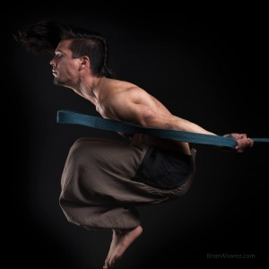 Andreas Fenix - Aerialist in San Francisco, California