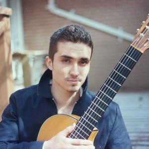 Andrei Tucra - Classical Guitarist in Toronto, Ontario