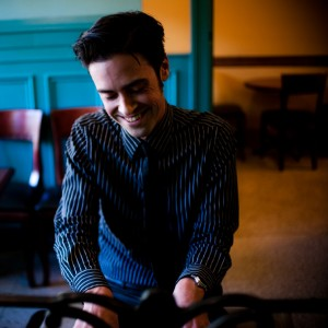 Andrew J. Fletcher - Jazz Pianist in Asheville, North Carolina