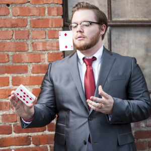 Andrew Funderburk - Comedy Magician / Comedy Show in Tulsa, Oklahoma