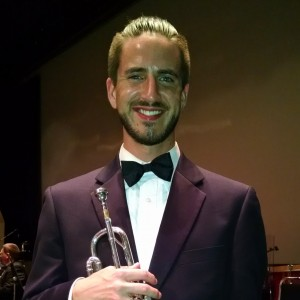 Andrew Harrison, Trumpet - Trumpet Player / Brass Musician in San Diego, California
