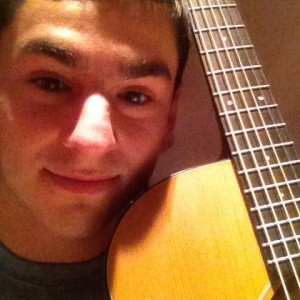 Andrew Markopoulos - Guitarist in Bel Air, Maryland