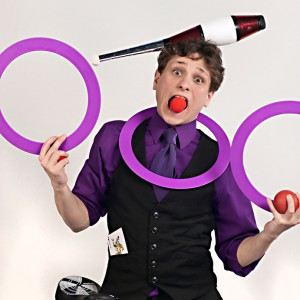 Andrew Silver: Variety Entertainer - Magician / College Entertainment in Westbrook, Maine