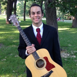 Andrew Smith - Singing Guitarist / Jazz Singer in Minneapolis, Minnesota