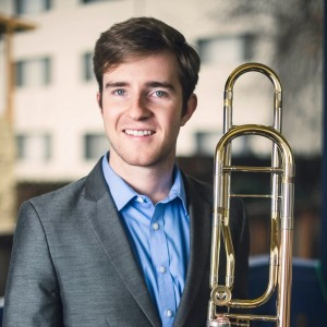 Andrewhillmusic - Trombone Player / Brass Musician in Bay Area, California