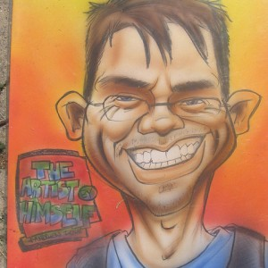 Andrewland Studios - Andrew Wilkie - Caricaturist / College Entertainment in New Orleans, Louisiana