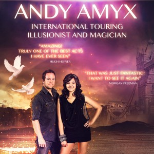 Andy Amyx - Magician / College Entertainment in Sacramento, California