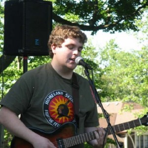 Andy Chater - Singing Guitarist in London, Ontario