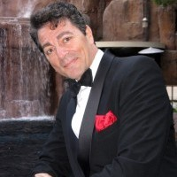 Andy DiMino as Dean Martin - Dean Martin Impersonator / Oldies Music in Las Vegas, Nevada