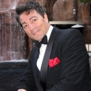 Andy DiMino as Dean Martin - Dean Martin Impersonator / Crooner in Las Vegas, Nevada