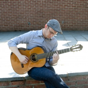 Andy Jurik, guitarist - Classical Guitarist in Asheville, North Carolina