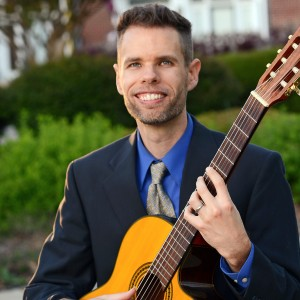 Andy Lemaire, Classical Guitarist - Classical Guitarist in Greensboro, North Carolina