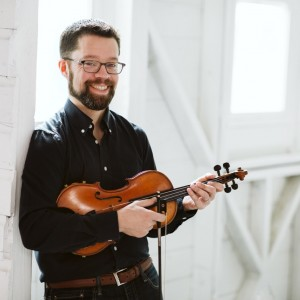 Andy Lentz - Fiddler / Violinist in Oakland, California