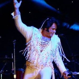 Andy Svrcek - Elvis Impersonator in Allentown, Pennsylvania