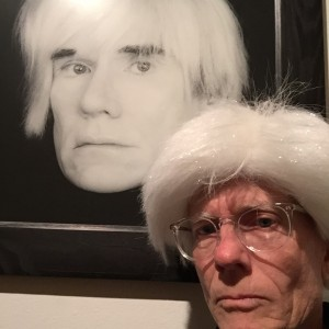 Andy Warhol Look Alike - Look-Alike in Oak Park, California