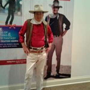 John Wayne Impersonator - Anecdotes about Duke's films & life stories - Impersonator in Phoenix, Arizona