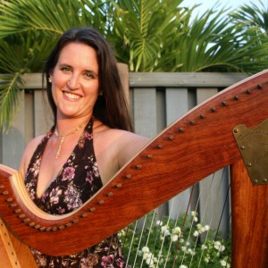 Anela Lauren - Harpist in Boulder, Colorado