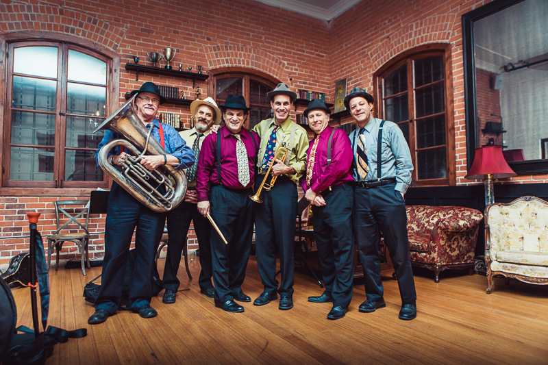 Hire Angel City Dixieland Band Dixieland Band In Los