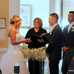 Angel of Love Wedding Officiant Linda Moore - Wedding Officiant in Ocean City, New Jersey