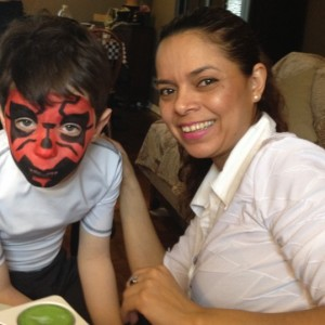 Angela Carranza - Face Painter / Princess Party in New York City, New York
