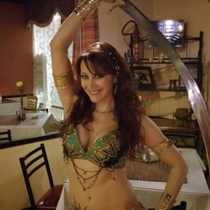 Angela Shakti Sparks - Belly Dancer in Austin, Texas