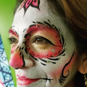 Angela's Face & Body Painting! - Face Painter in Houston, Texas