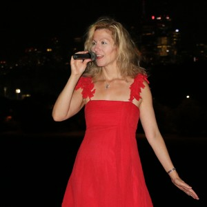 Angelica - Singing Pianist in Toronto, Ontario