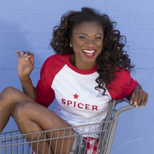 Angelina Spicer - Comedian in Los Angeles, California