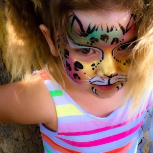 Angie's Paintbrush Face Painting - Face Painter in Santa Clara, California