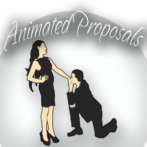 Animated Proposal - Wedding Videographer / Storyteller in Santa Clara, California
