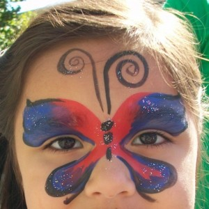 Ani's Fantastic Face Paints - Face Painter / Outdoor Party Entertainment in Sunnyvale, California