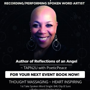 Artist Angel - Spoken Word Artist in Detroit, Michigan