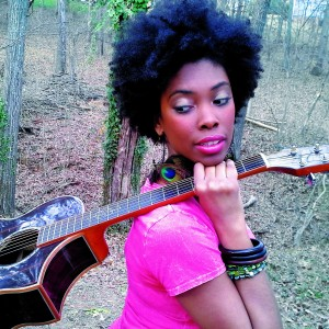 Anitra Jay - Singing Guitarist in Houston, Texas