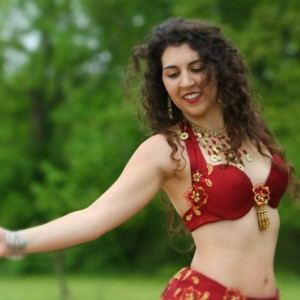 Ankara Rose World Dance - Belly Dancer in Peterborough, New Hampshire