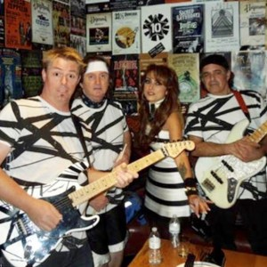 Ann Halen - Van Halen Tribute Band in Novato, California