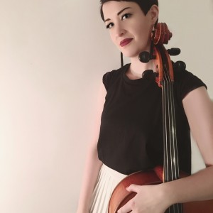 Anna Bowman Hurt - Cellist in Cleveland, Ohio