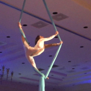 Anna Kaminnik - Aerialist / Mardi Gras Entertainment in Tampa, Florida