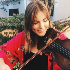 Anna Lucko - Violinist in San Marcos, Texas