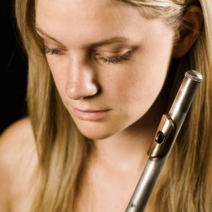 Anna McGuigan - Flute Player in Summerland, British Columbia