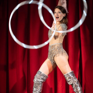 Anna Oh Arts - Hoop Dancer in Jersey City, New Jersey