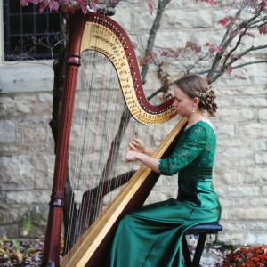 Anna Raquet, Harpist - Harpist / Wedding Musicians in Dayton, Ohio