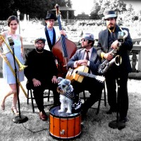 AnnaPaul and the Bearded Lady - Big Band in Portland, Oregon