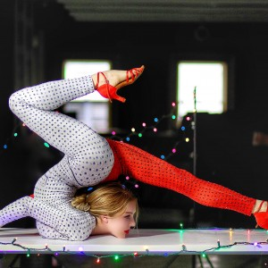 Annavladi - Contortionist in Brooklyn, New York