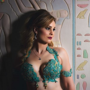 Anne Vermeyden- Belly Dance Artist - Belly Dancer in Waterloo, Ontario