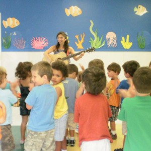 Annie B's Guitar Entertainment for Kids - Children's Music in New Jersey, New Brunswick