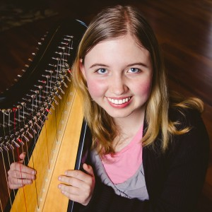 Annie Worthen - Harpist in Champaign, Illinois