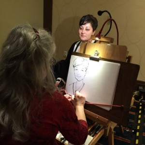 Anthe - Caricaturist in Flourtown, Pennsylvania