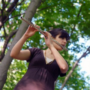Anthea Kechley - Flute Player in Boston, Massachusetts
