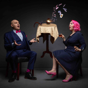 Anthem and Aria: The Empowertainers - Mentalist / Psychic Entertainment in Denver, Colorado