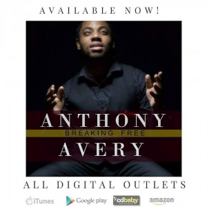 Anthony Avery-Indie Gospel Artist - Gospel Singer / Singer/Songwriter in Baltimore, Maryland